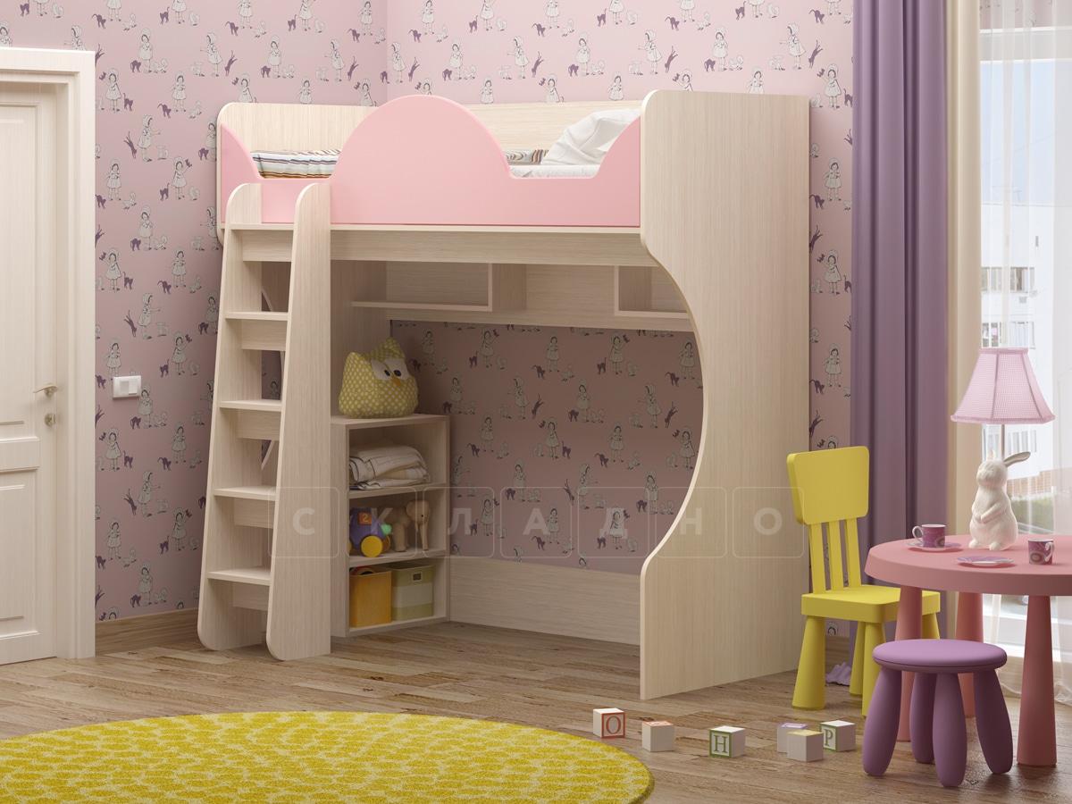 Детская кровать Бемби-10 фото 1 | интернет-магазин Складно