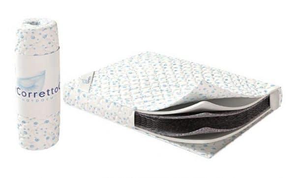 Матрас скрученный в рулон Simplice Roll 180х200 фото | интернет-магазин Складно