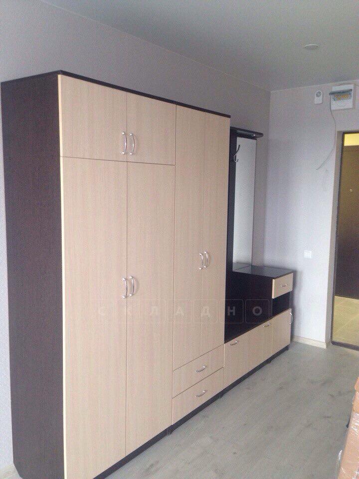 Шкаф с полками для одежды МШ-02 без рамки мдф фото 3 | интернет-магазин Складно