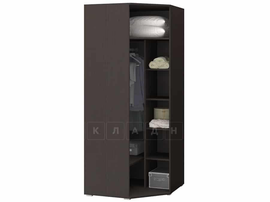 Угловой шкаф Карина-9 мдф фото 2 | интернет-магазин Складно