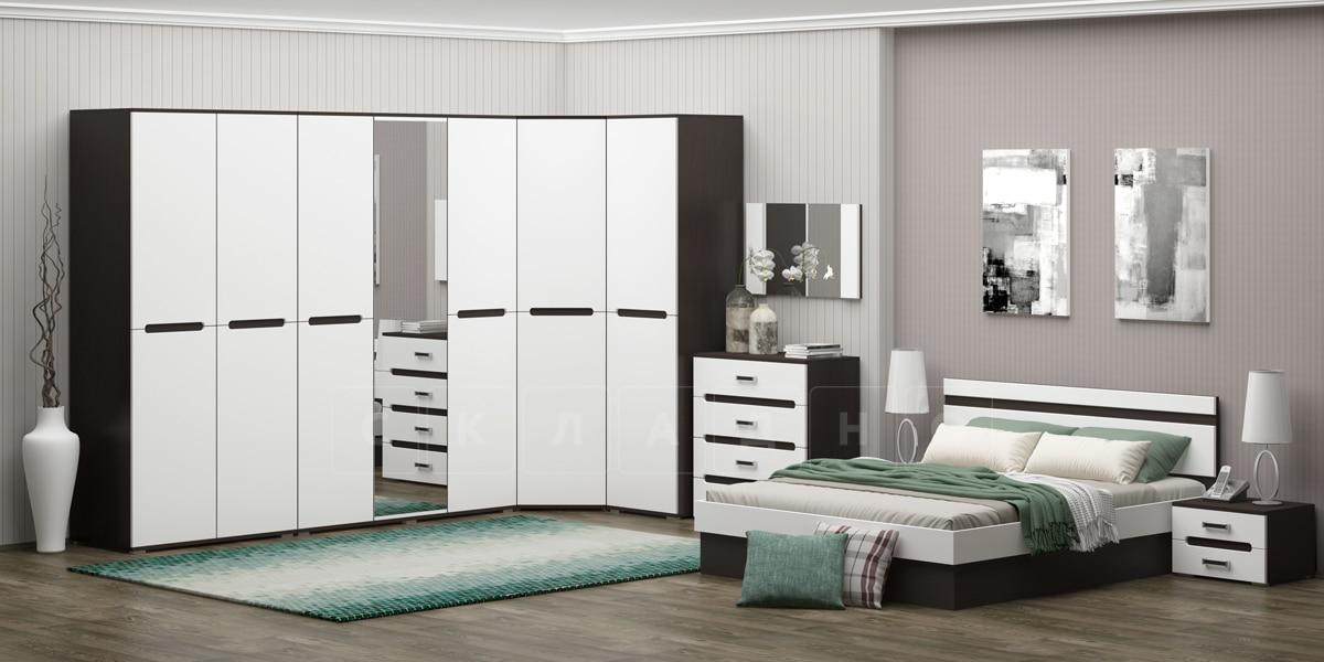 Спальный гарнитур Карина-9 мдф фото 1 | интернет-магазин Складно