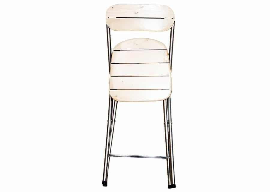 Складной стул Рейка массив фото 2 | интернет-магазин Складно