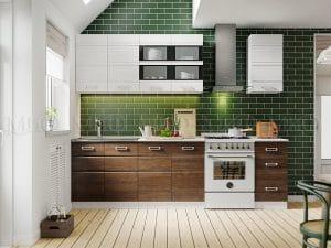 Кухонный гарнитур Техно-2  18540  рублей, фото 1 | интернет-магазин Складно