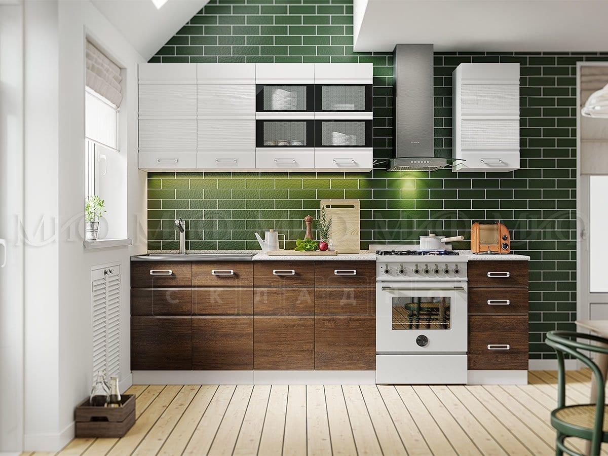 Кухонный гарнитур Техно-2 фото 1 | интернет-магазин Складно