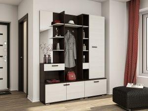 Прихожая Инес со шкафом 9300 рублей, фото 4 | интернет-магазин Складно