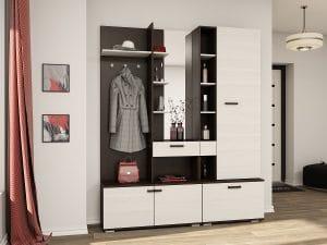 Прихожая Инес со шкафом 9300 рублей, фото 2 | интернет-магазин Складно