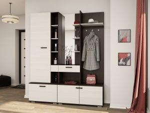 Прихожая Инес со шкафом  9300  рублей, фото 1 | интернет-магазин Складно