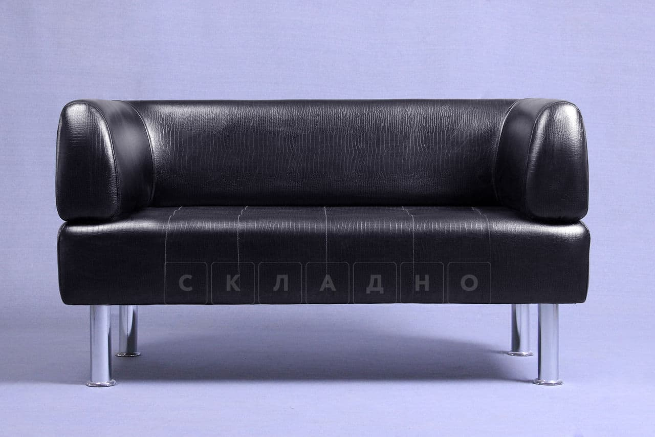 Диван Чикаго 160 см с подлокотниками фото 2 | интернет-магазин Складно