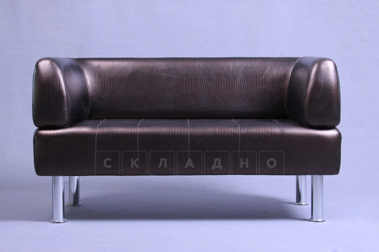 Диван Чикаго 160 см с подлокотниками фото 4 | интернет-магазин Складно