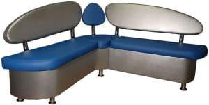 Кухонный диван Техно 160х160 см Макси фото | интернет-магазин Складно