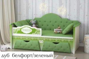 Детская кровать Принцесса 160 см 14950 рублей, фото 2 | интернет-магазин Складно