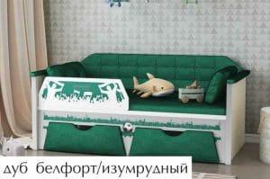Детская кровать Спорт 160 см 14590 рублей, фото 1   интернет-магазин Складно