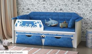 Детская кровать Спорт 180 см 15940 рублей, фото 5 | интернет-магазин Складно