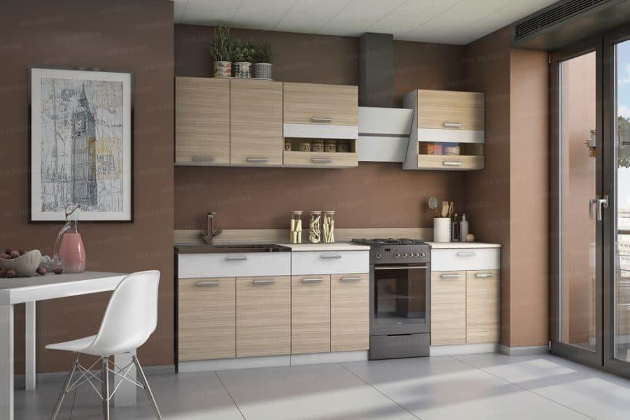 Кухонный гарнитур Эра 2,0 м фото 2 | интернет-магазин Складно