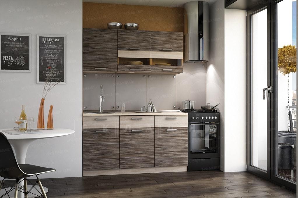 Кухонный навесной шкаф над плитой под вытяжку Эра ГАЗ500 фото 3 | интернет-магазин Складно
