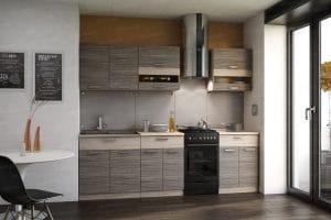 Кухонный гарнитур Эра 2,0 м фото | интернет-магазин Складно