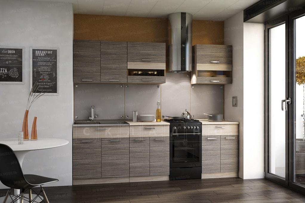 Кухонный гарнитур Эра 2,0 м фото 1 | интернет-магазин Складно