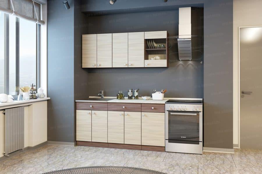 Кухонный гарнитур Шимо 1,6 м фото | интернет-магазин Складно