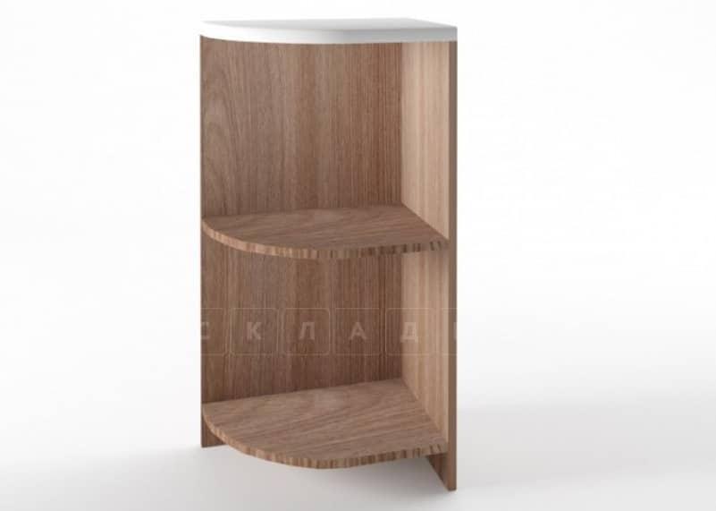 Кухонный шкаф напольный торцевой открытый Шимо НТ285 левый фото 1 | интернет-магазин Складно