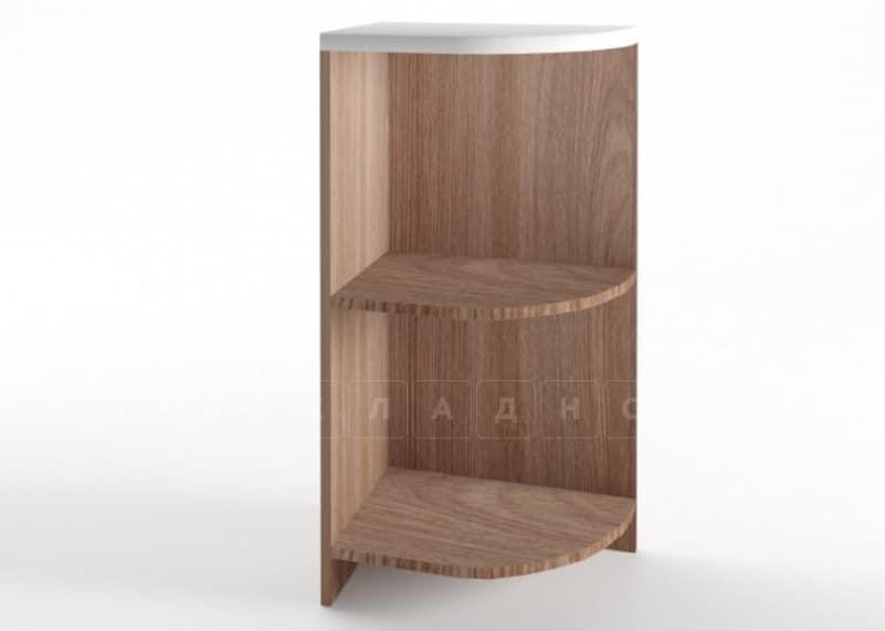 Кухонный шкаф напольный торцевой открытый Шимо НТ285 правый фото 1 | интернет-магазин Складно