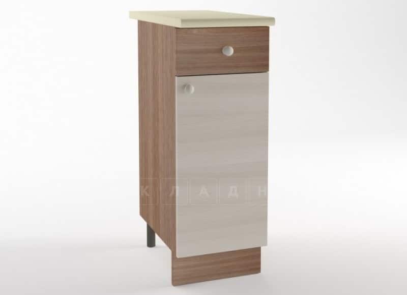 Кухонный шкаф напольный Шимо ШН30 с 1 ящиком фото 1 | интернет-магазин Складно