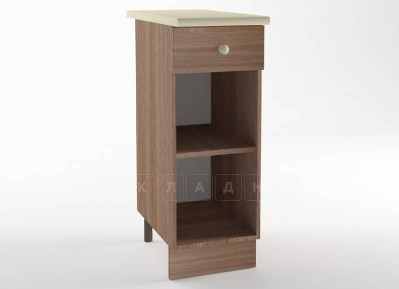 Кухонный шкаф напольный Шимо ШН30 с 1 ящиком фото 2 | интернет-магазин Складно