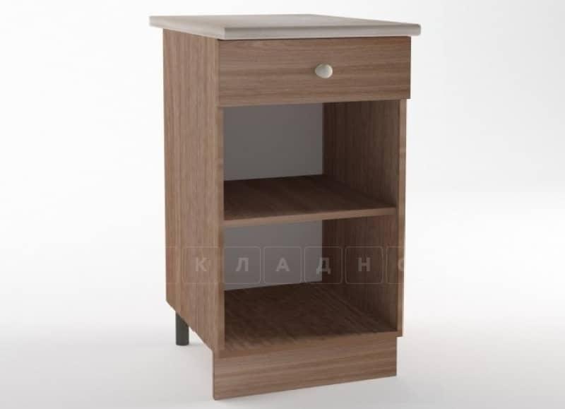 Кухонный шкаф напольный Шимо ШН50 с 1 ящиком фото 2 | интернет-магазин Складно
