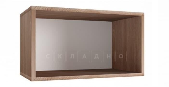 Кухонный навесной шкаф над плитой под вытяжку Шимо ГАЗ60 фото 2 | интернет-магазин Складно