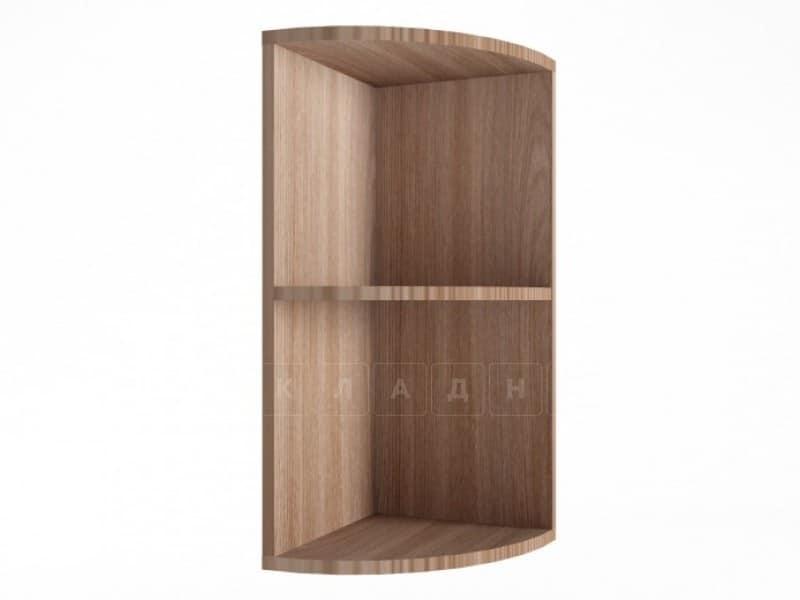 Кухонный навесной шкаф торцевой открытый Шимо ВТ285 фото 1 | интернет-магазин Складно