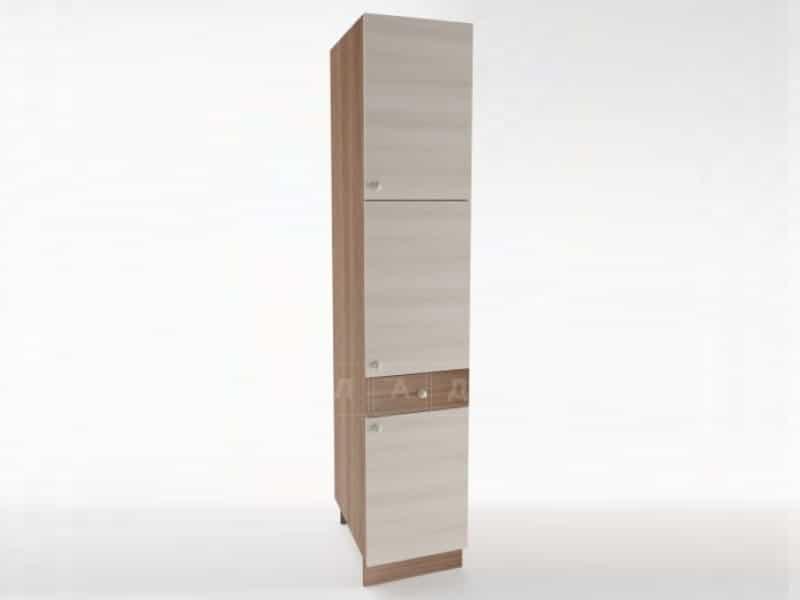 Кухонный напольный пенал Шимо П40 с 1 ящиком фото 1 | интернет-магазин Складно