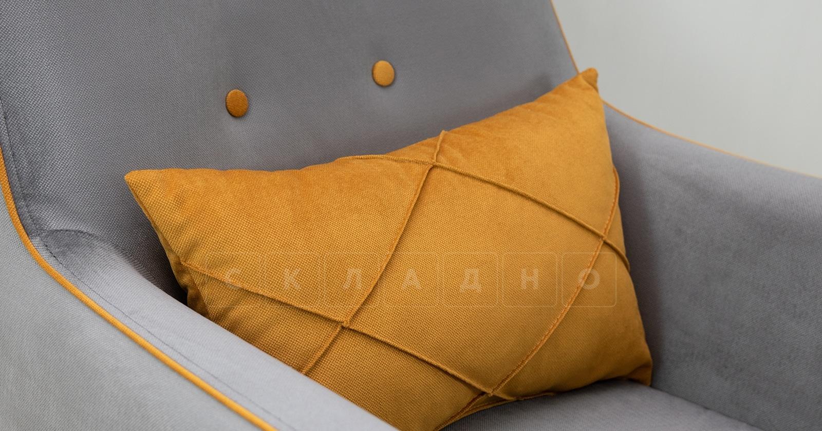 Кресло для отдыха Флэтфорд кварцевый серый фото 7   интернет-магазин Складно