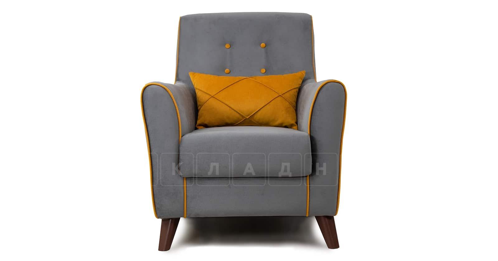 Кресло для отдыха Флэтфорд кварцевый серый фото 2   интернет-магазин Складно