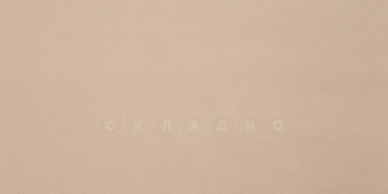 Кресло Флэтфорд велюр бежевый с коричневым кантом фото 8 | интернет-магазин Складно