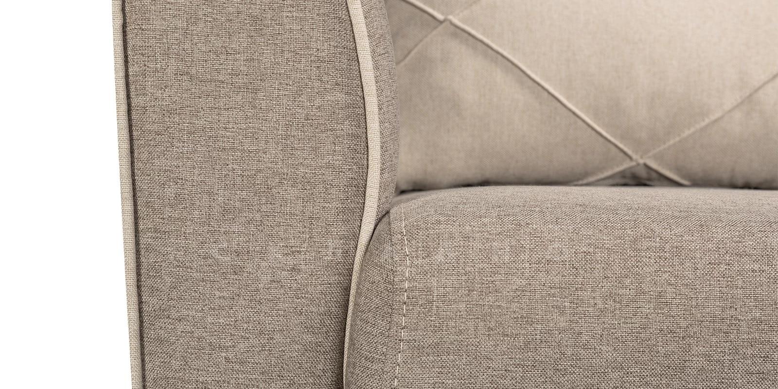Кресло Флэтфорд рогожка серая фото 7 | интернет-магазин Складно
