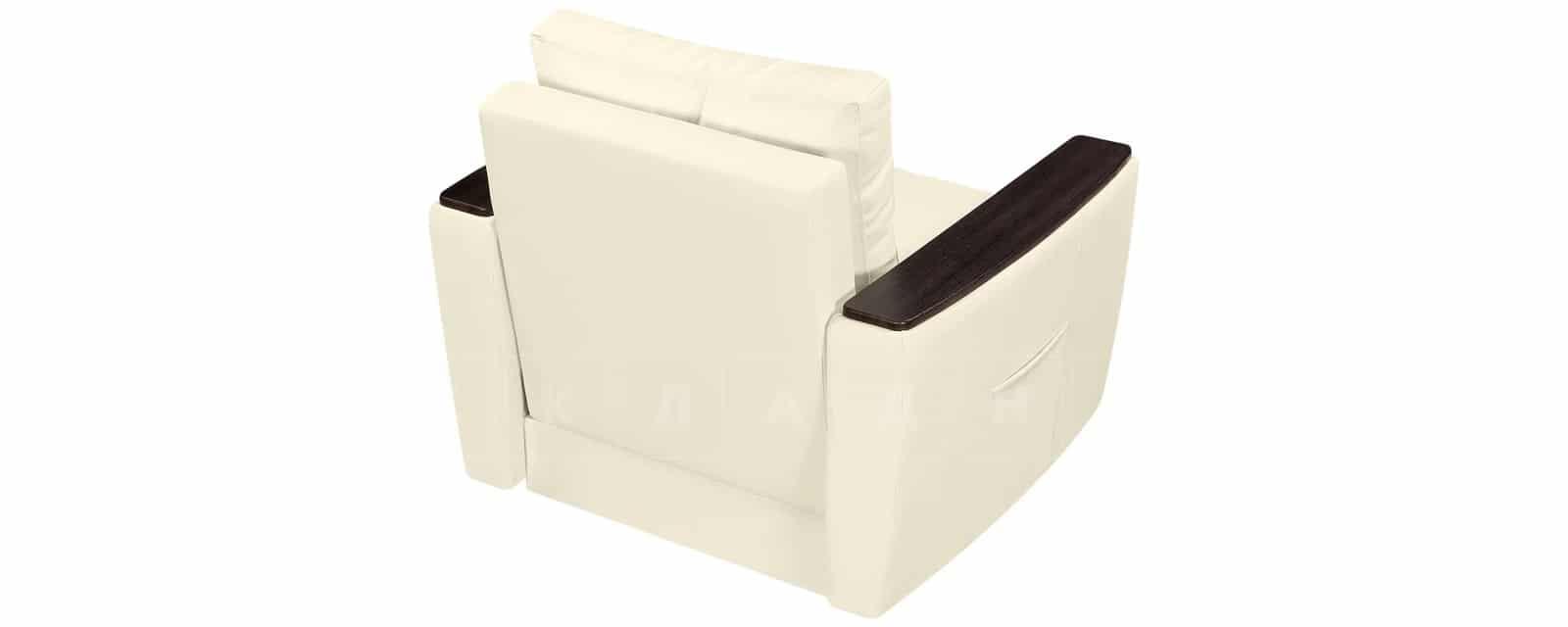 Кресло Майами молочного цвета со спальным местом фото 3 | интернет-магазин Складно