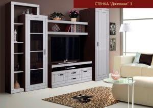 Стенка Джелани 3 18270 рублей, фото 5   интернет-магазин Складно