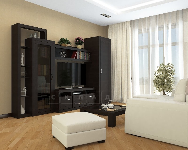Стенка Джелани 3 фото 2   интернет-магазин Складно