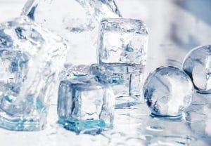 Стол нераздвижной стеклянный с фотопечатью Кубики льда серия 2 фото превью | интернет-магазин Складно