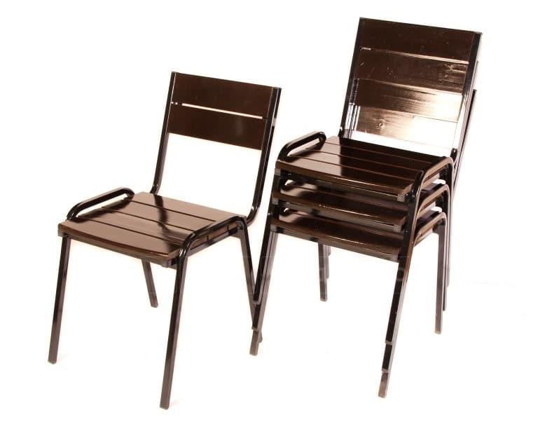 Стул Дачный спинка и сиденье из фанеры фото 2 | интернет-магазин Складно