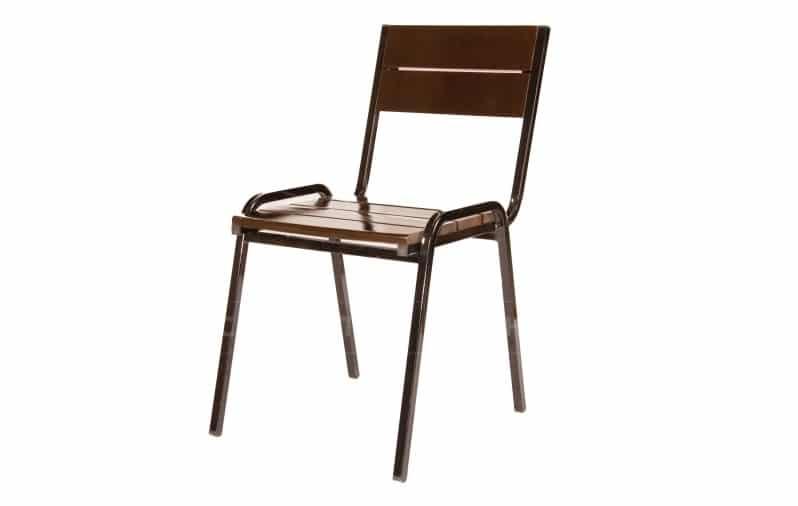 Стул Дачный спинка и сиденье из фанеры фото 1 | интернет-магазин Складно