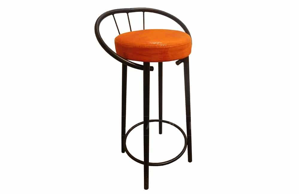 Табурет барный Bravo с толстым сиденьем фото 5 | интернет-магазин Складно