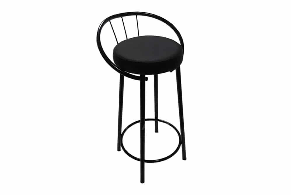 Табурет барный Bravo с толстым сиденьем фото 3 | интернет-магазин Складно