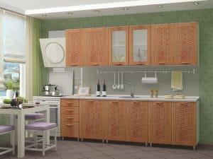 Кухонный гарнитур Изабелла 2,5 м  22750  рублей, фото 1 | интернет-магазин Складно