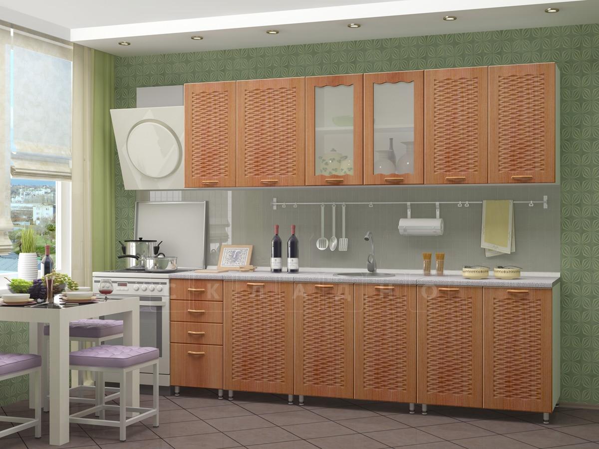 Кухонный гарнитур Изабелла 2,5 м фото 1 | интернет-магазин Складно