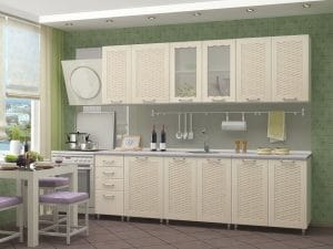 Кухонный гарнитур Изабелла 2,5 м 22750 рублей, фото 3 | интернет-магазин Складно