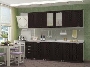 Кухонный гарнитур Изабелла 2,5 м 22750 рублей, фото 2 | интернет-магазин Складно