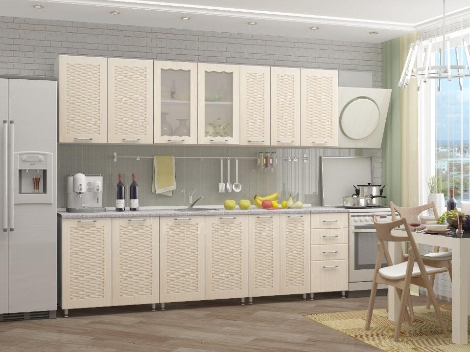 Кухонный гарнитур Изабелла 2,6 м фото 2 | интернет-магазин Складно