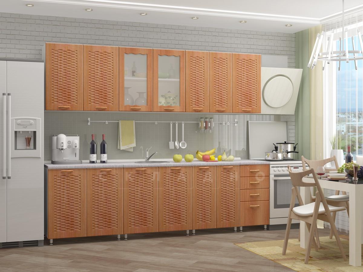 Кухонный гарнитур Изабелла 2,6 м фото 1 | интернет-магазин Складно