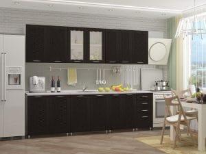 Кухонный гарнитур Изабелла 2,6 м 23270 рублей, фото 3 | интернет-магазин Складно