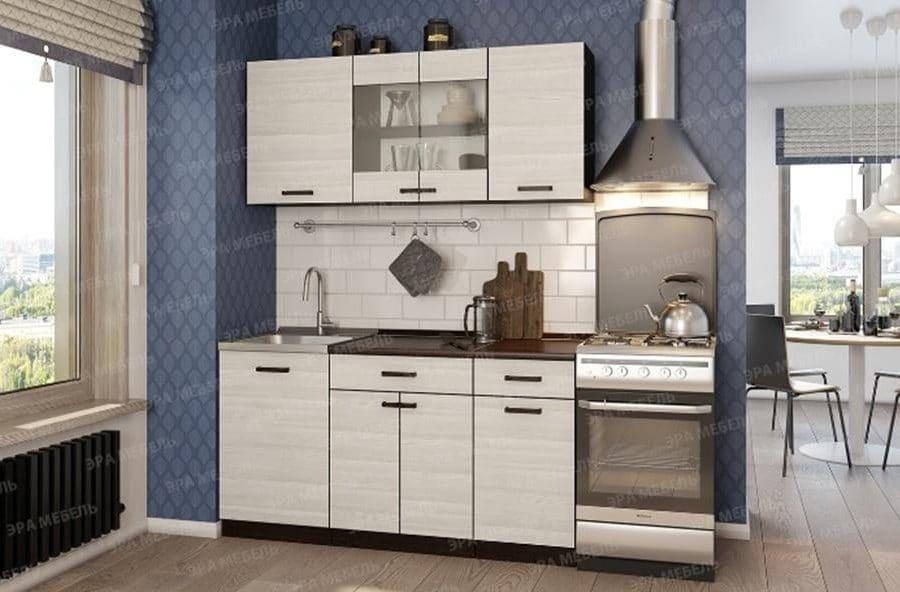 Кухонный гарнитур Мальва 1,5 м фото | интернет-магазин Складно